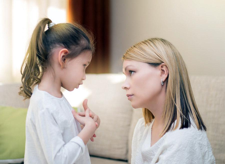 Comunicación niño adulto